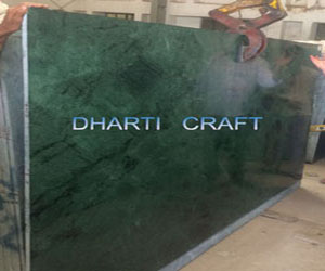 Indian Green Marble Slabs